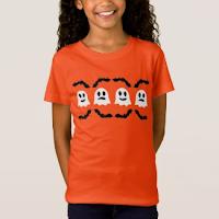 Batty Ghosts t-shirt