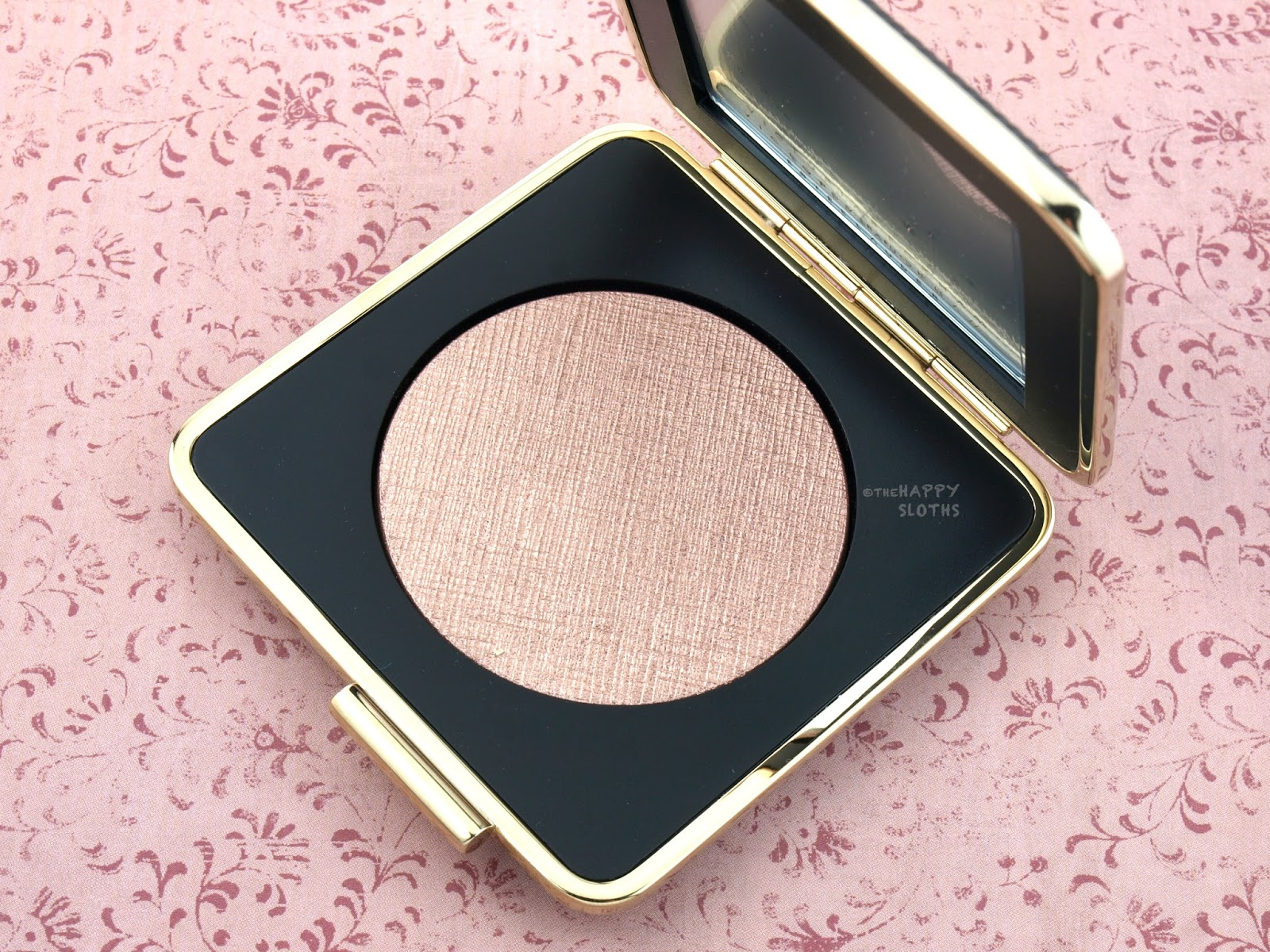 "Estee Lauder x Victoria Beckham ""Modern Mercury"" Highlighter & ""Black Myrrh"" Eye Ink: Review and Swatches"
