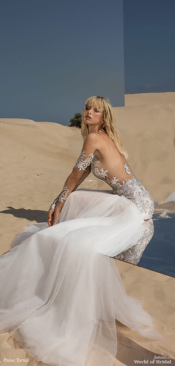 Fragile by Pnina Tornai 2018 Wedding Dress