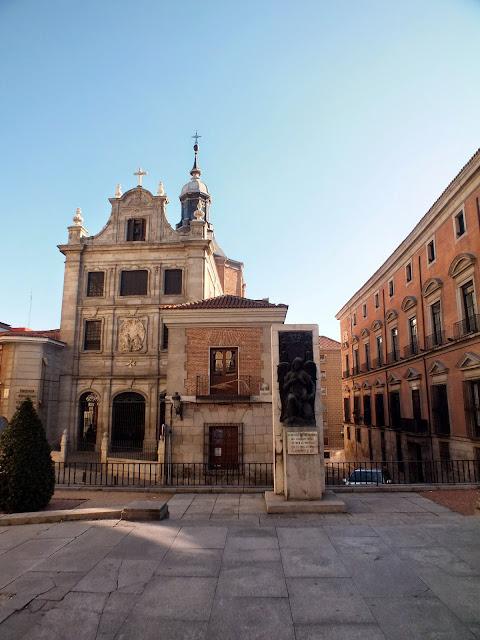 Iglesia del Sacramento en Madrid