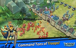 Lords Mobile Android Game