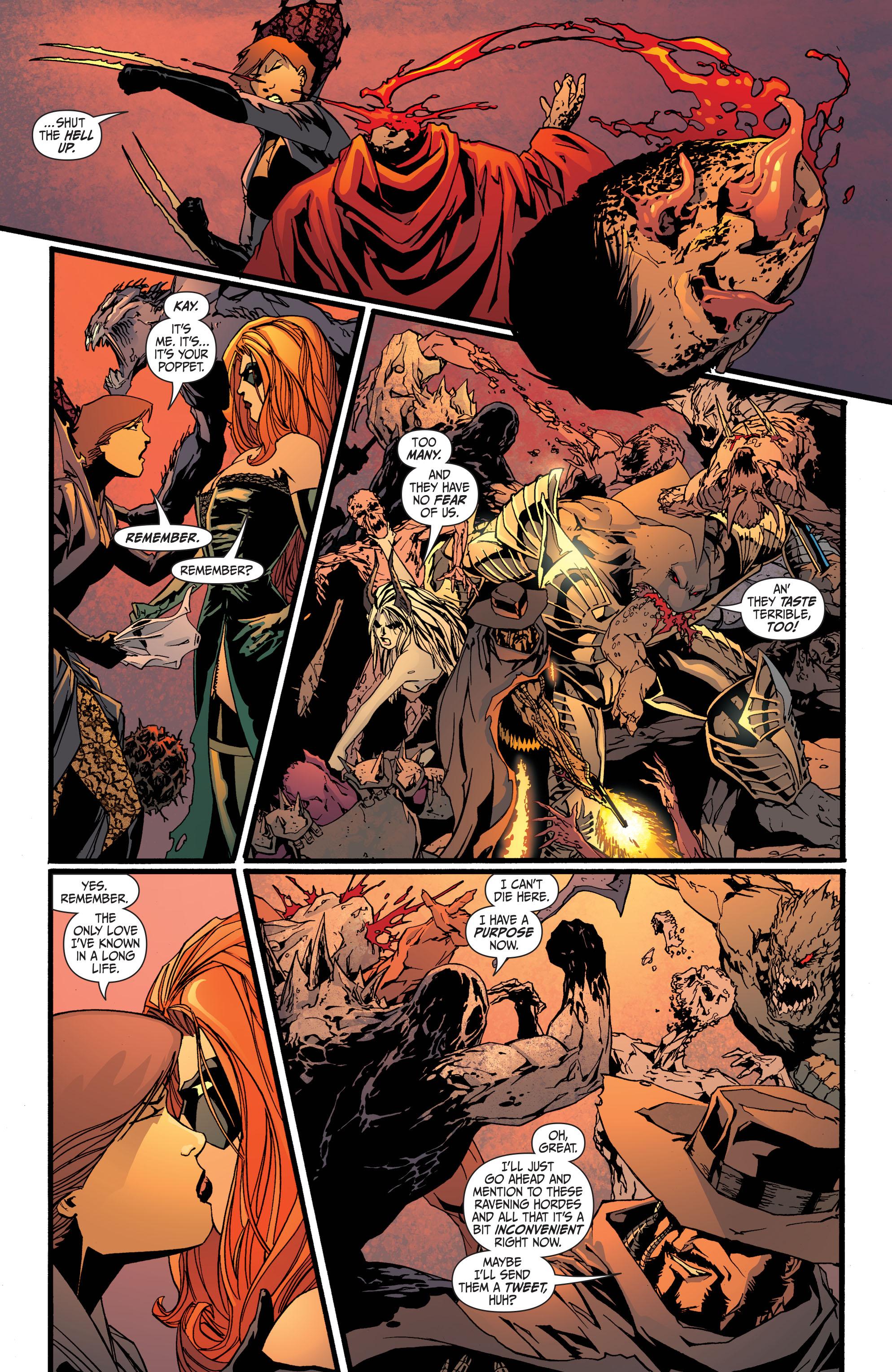 Read online Secret Six (2008) comic -  Issue #33 - 9