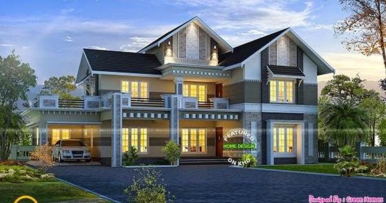 Gorgeous Kerala Home Design  Kerala Home Design And Floor