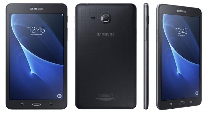 Samsung Galaxy Tab A 7.0, Tablet Lollipop 4G LTE Dengan Harga Terjangkau