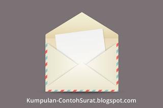 surat pemberitahuan aktivitas lomba