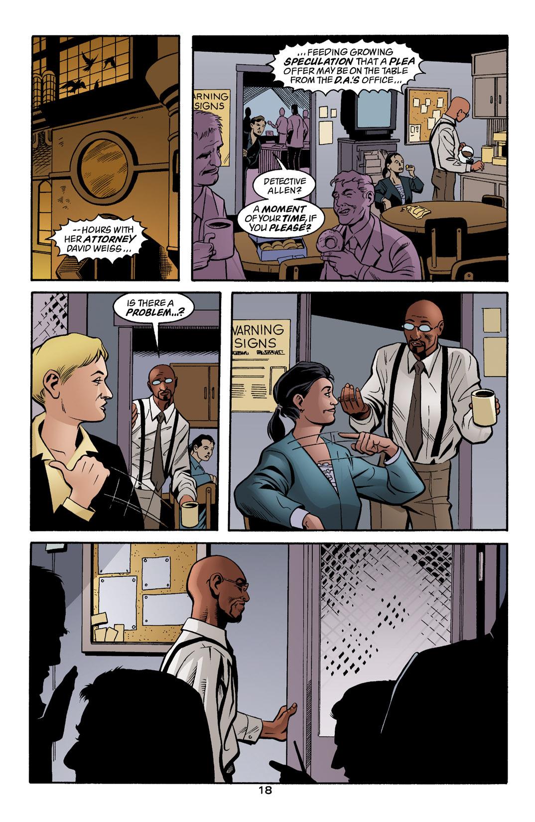 Detective Comics (1937) 771 Page 18