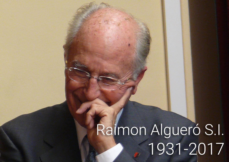 Vetlla per en Raimón Algueró
