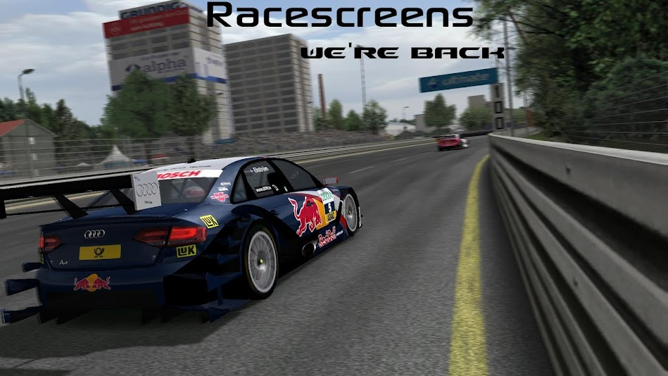Racescreens: GT2 Addon, R15 skins (by me) and Mazda Furai Addon for