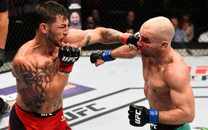 """Artem Lobov vs Cub Swanson - Why The """"Conor"""" game doesn't work for all"""