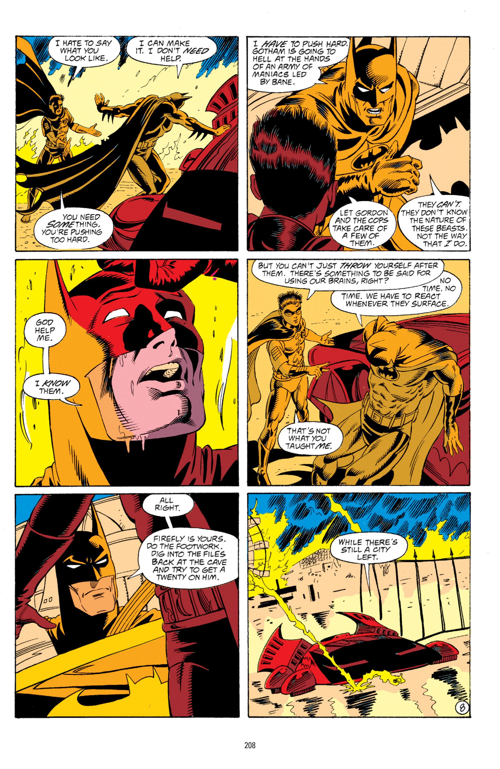 Detective Comics (1937) 661 Page 8
