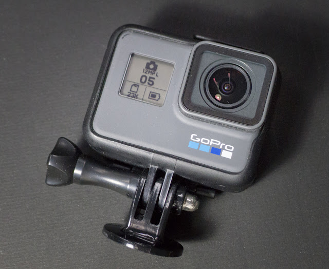 GoPro hero 6 en photographie