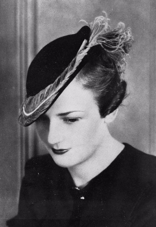 1930s one of the best periods of hat fashion