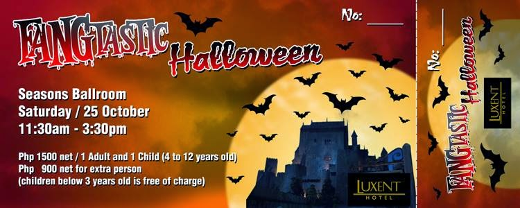 2014 List of Halloween Trick or Treat Events in Metro Manila