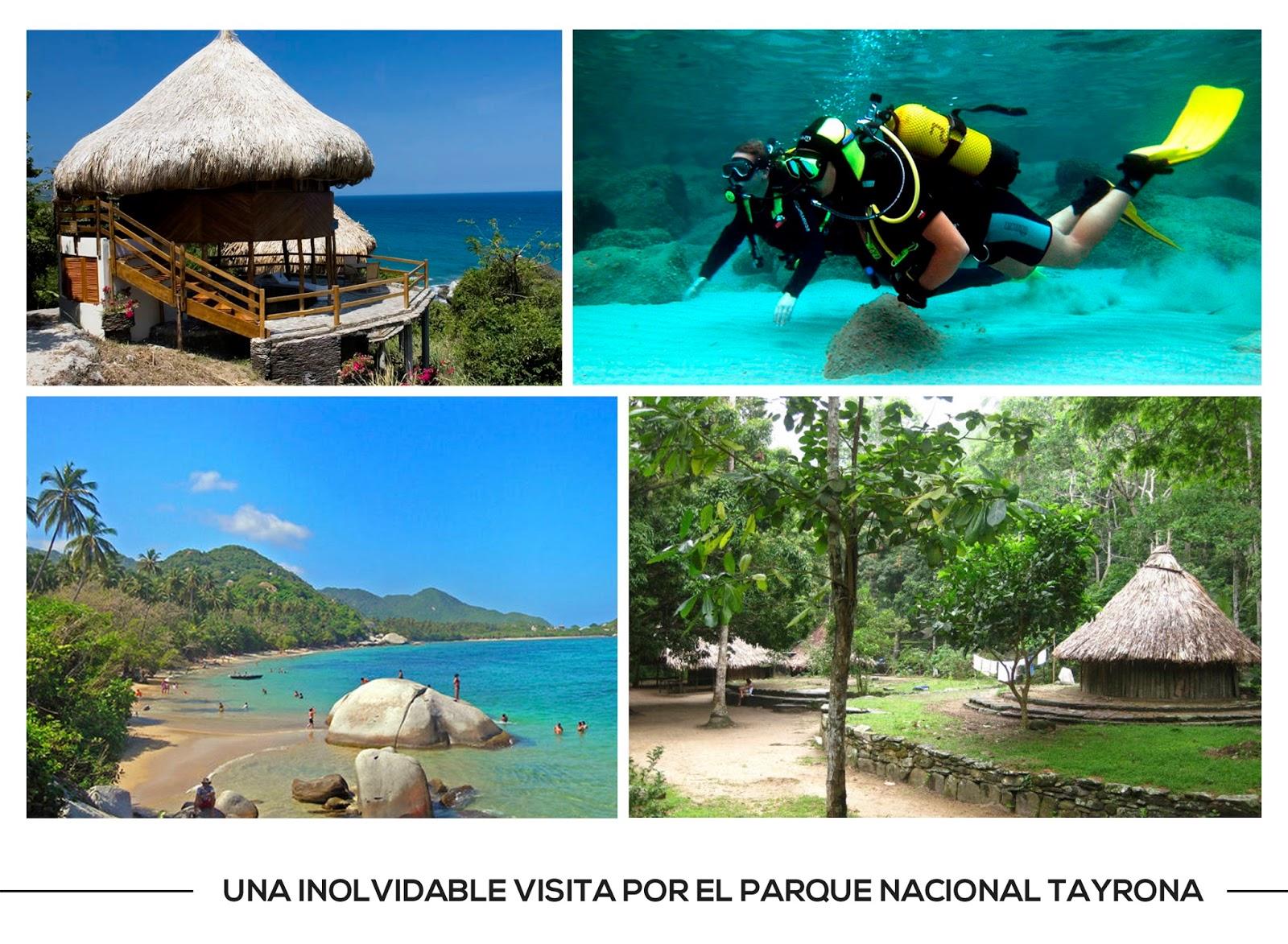 Una inolvidable visita por el Parque Nacional Tayrona. | COOVAECO ...