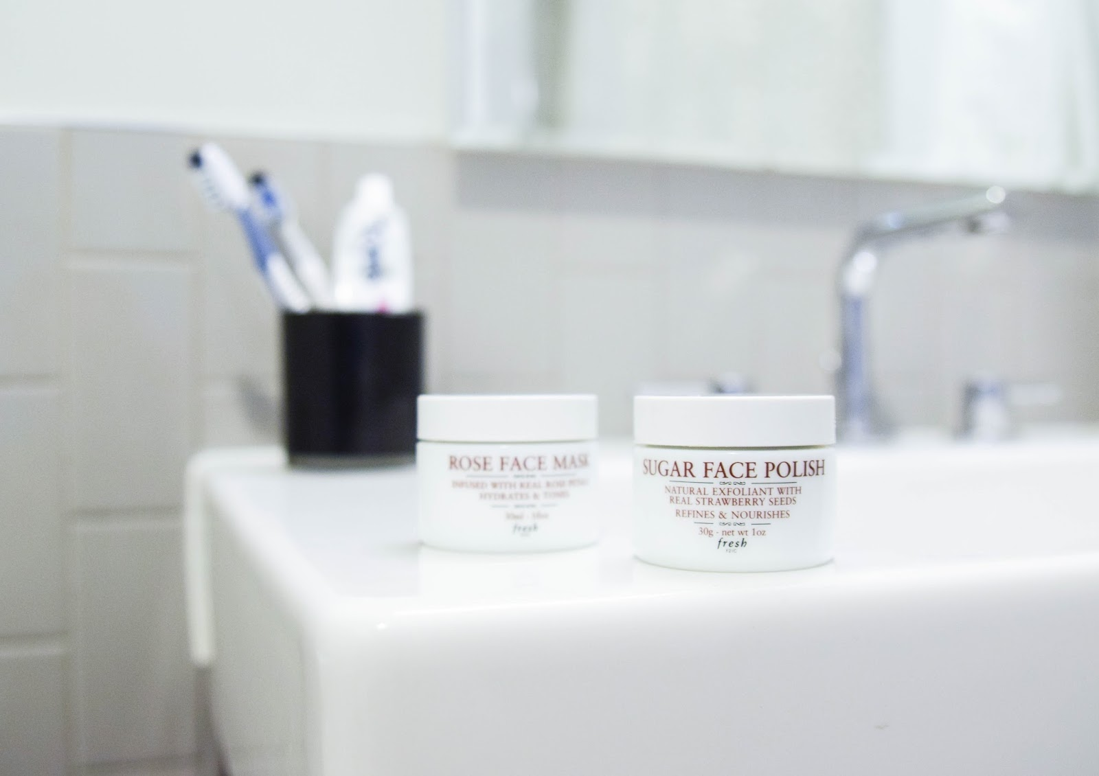 Taking Care of Your Skin: Fresh Skin Care
