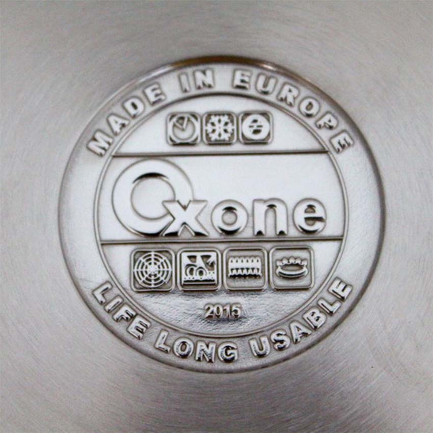 OX-12SP Oxone Perfect Sauce Pan 12cm - Stainless