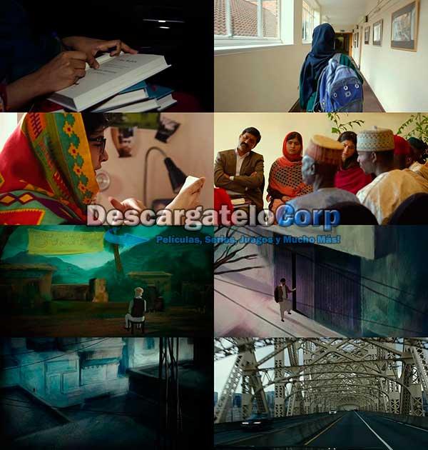 El me Nombro Malala DVDRip Latino