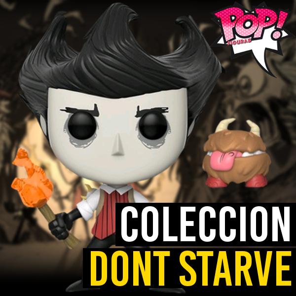 Figuras Funko Pop Lista Y: Funko POP Don't Starve - ⛄ Figuras Funko POP