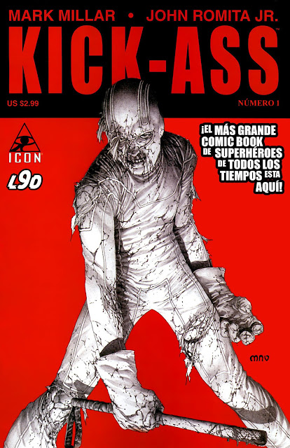 Kick Ass Vol. 1 - Comic - Descargar