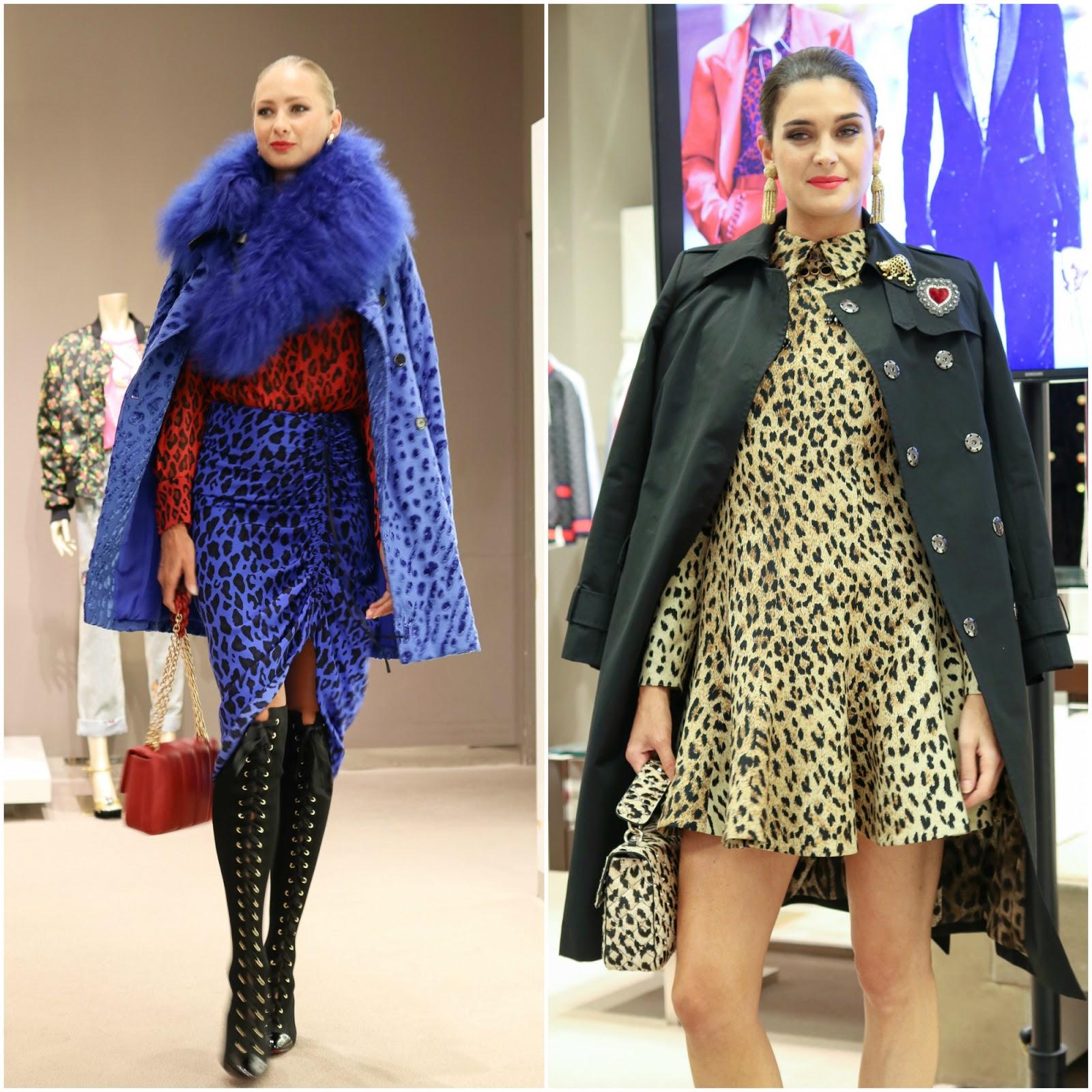 Animal Print Trend 2018, colorful animal prints, valentino leopard print dress