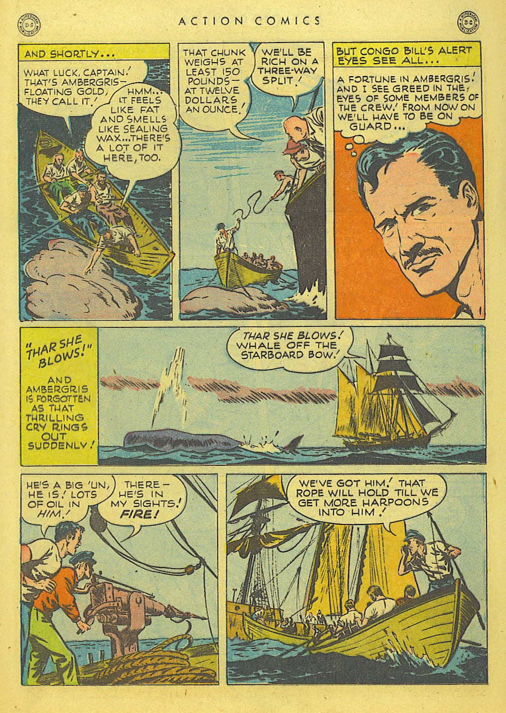 Read online Action Comics (1938) comic -  Issue #114 - 19