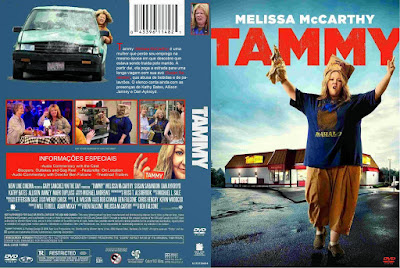 Filme Tammy DVD Capa