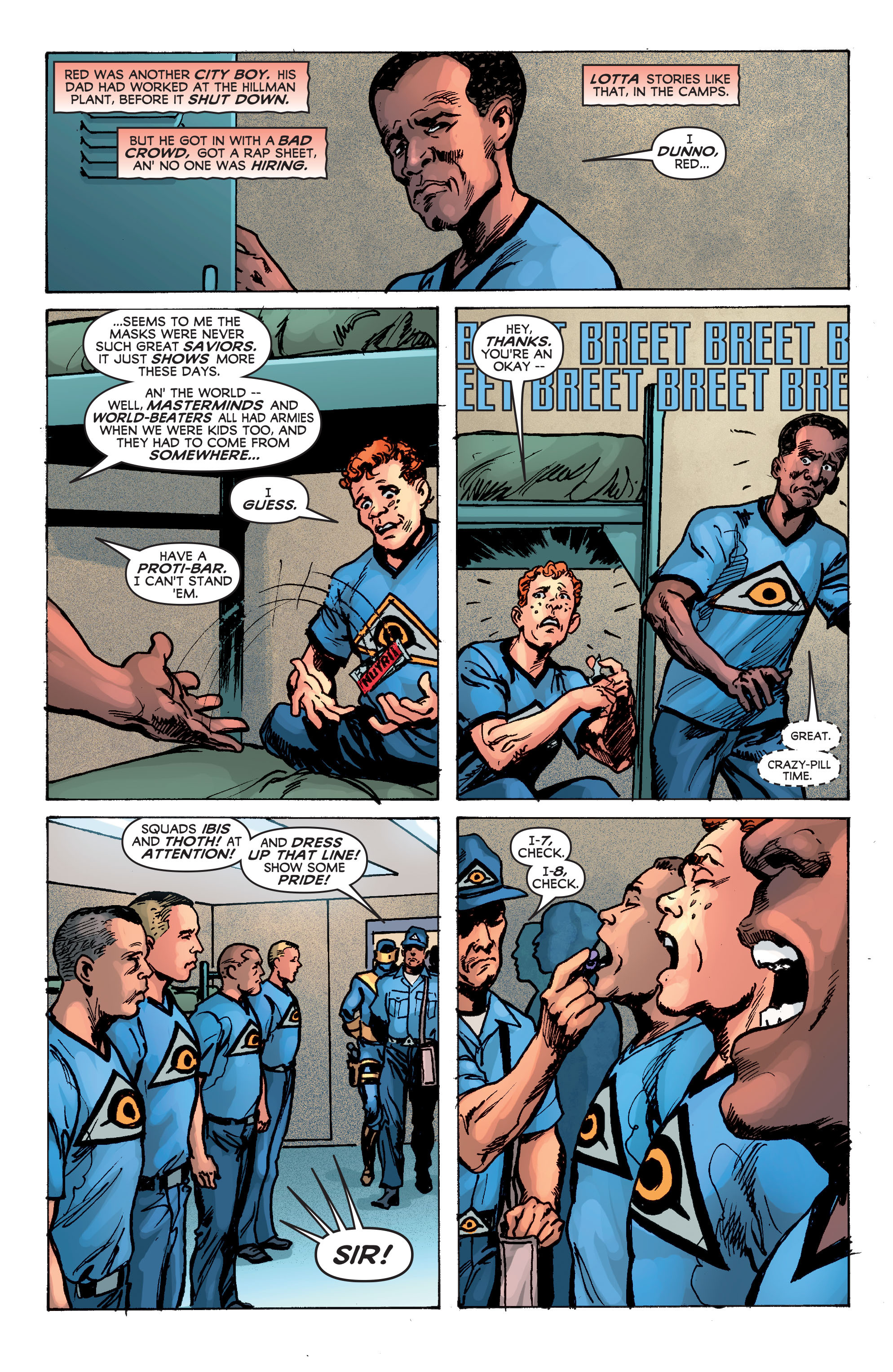 Read online Astro City: Dark Age/Book Three comic -  Issue #1 - 13