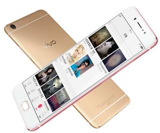 Harga 4 jutaan Vivo V5 Plus