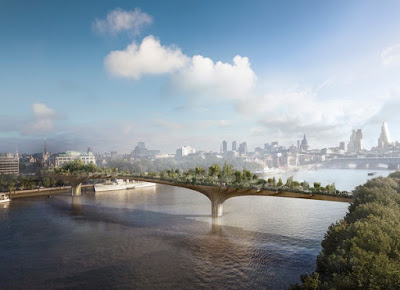 Thomas Weatherwick's Garden bridge