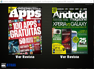 Game & Android Advance Colección Pack [Mediafire] [MF]
