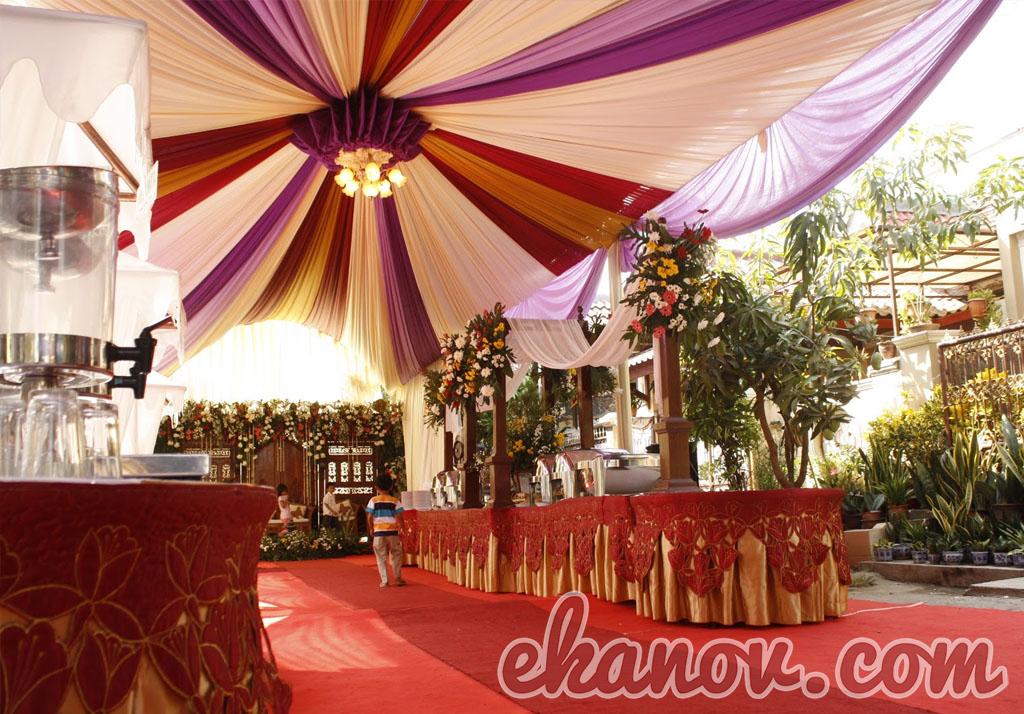 Jasa Sewa Tenda Flooring AC