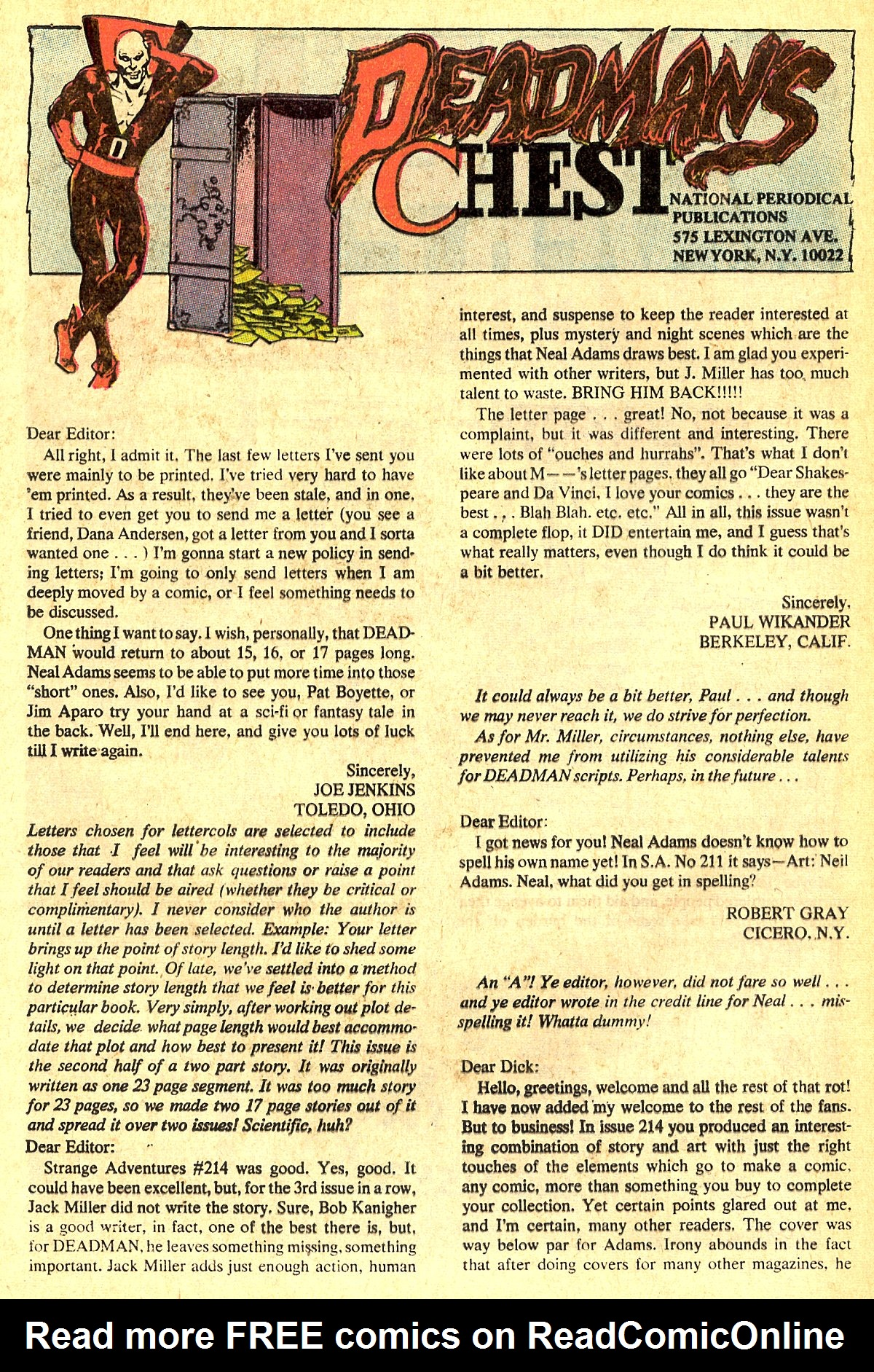 Strange Adventures (1950) issue 216 - Page 32