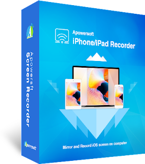 Download Apowersoft iPhone/iPad Recorder With Free Serial Code (Genuine 100% Discount)