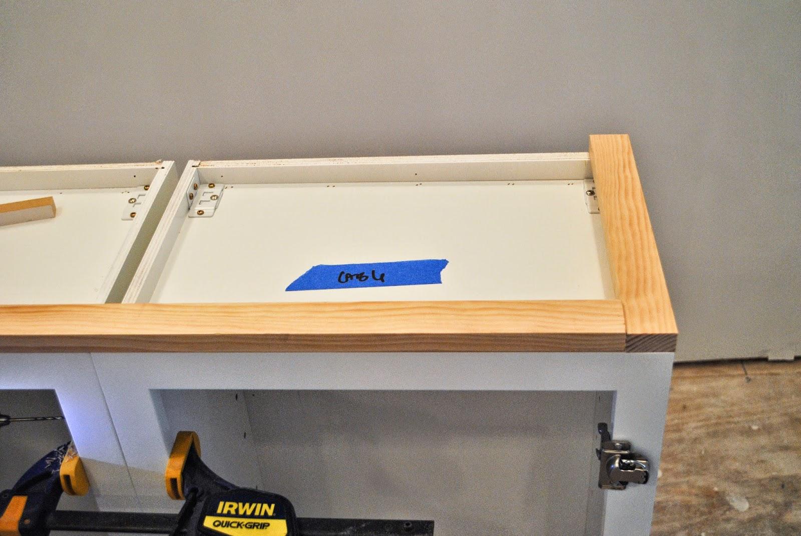 Kitchen Cabinet Installation Manual