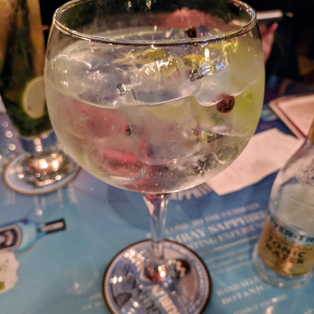 One day in Dublin: Gin and Tonic at the Gin Palace