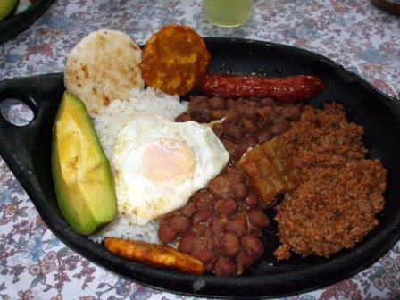 CULTURA comida tpica Regin Andina