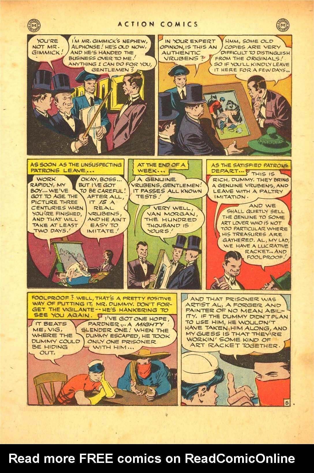 Read online Action Comics (1938) comic -  Issue #87 - 26