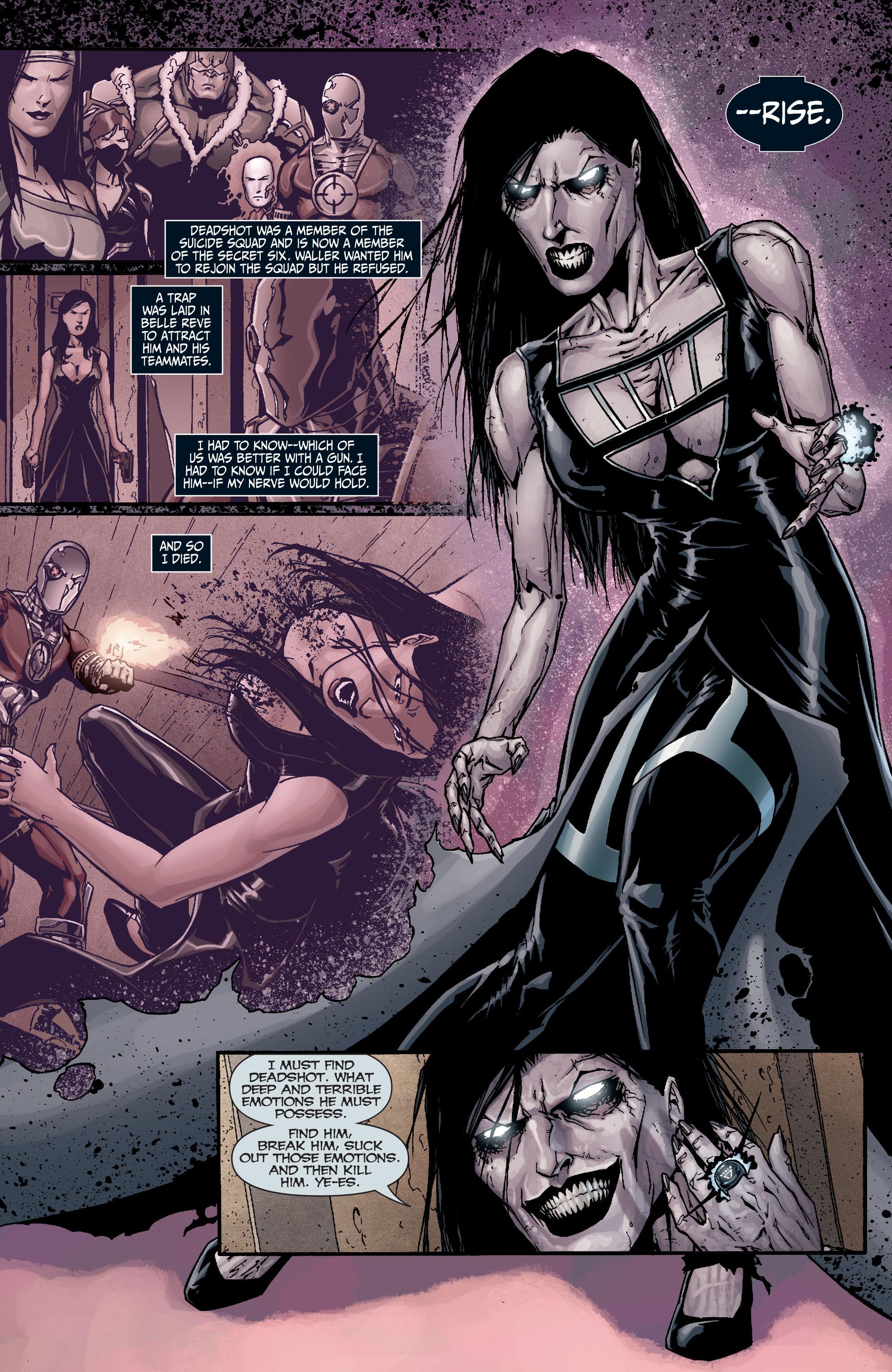 Read online Secret Six (2008) comic -  Issue #17 - 4