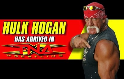 TNA Wrestling - Hulk Hogan Arrives