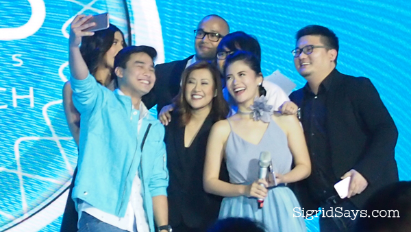 Vivo V5 influencers