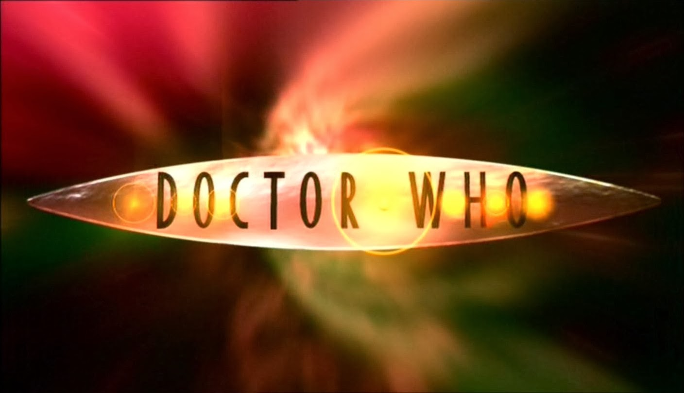 Beauty Walpaper Doctor Who Logo Wallpaper
