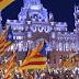 Μαδρίτη: Χιλιάδες διαδηλωτές υπέρ της ανεξαρτησίας της Καταλονίας (videos)