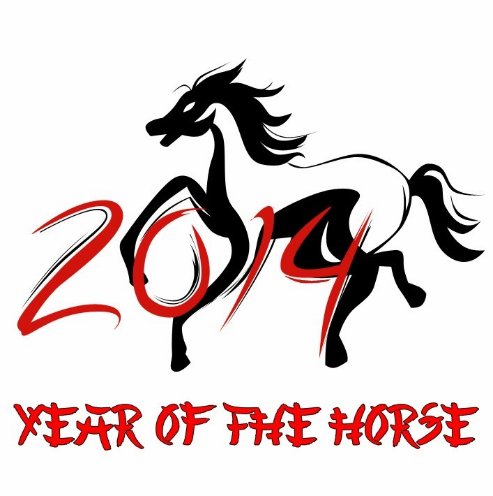 Year of the Horse 2014 - Chinese Horoscope Horse Year