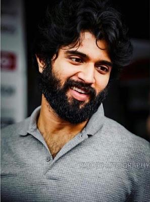 Deverakonda Vijay Sai Taxiwala Movie Images Hair Style