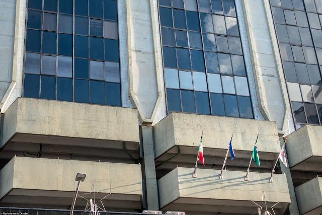 Centro Comercial Itália - CCI - detalhe