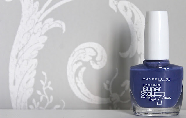 Maybelline Superstay Forever Strong Nail Polishes in Surreal