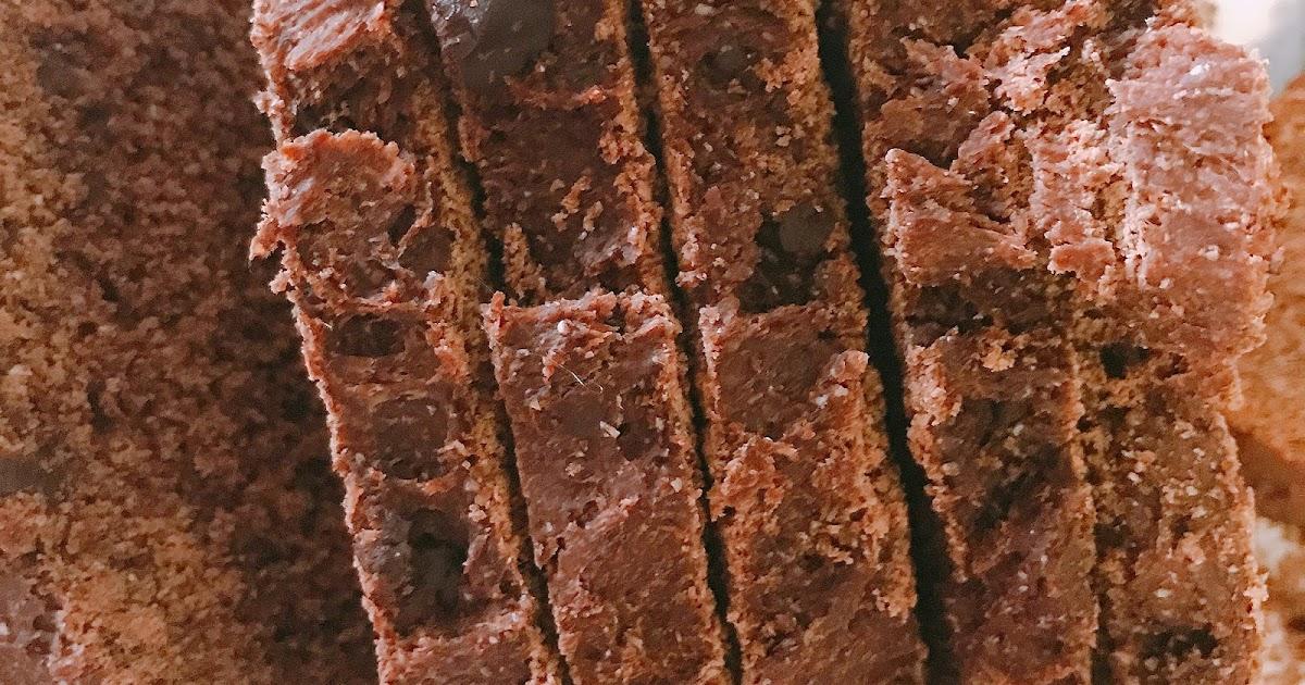 Pan de chocolate con panificadora (sin lactosa)