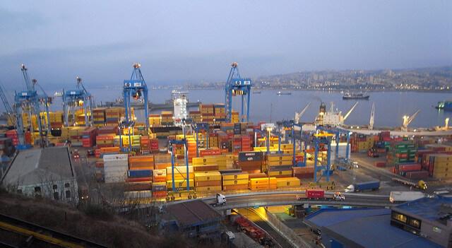contenedores de transporte