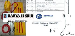 Jual Grounding Stick 150 KV Newpath