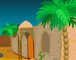 Juegos de Escape - Desert Camel Escape